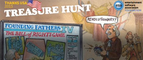 Treasure Hunt 2014