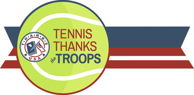 Tennis Thanks the Troops - ThanksUSA