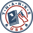 Thanks USA Logo
